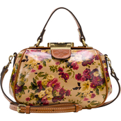 Patricia Nash Antique Rose Antica Mini Frame Crossbody