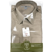 Army Female Officer Non Iron Wrinkle Free Dress Shirt (AGSU)