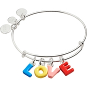 Alex and Ani Color Infusion Love Bangle
