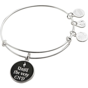 Alex and Ani Harry Potter Until the Very End Bangle