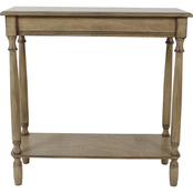 Decor Therapy Rectangular Console Table
