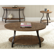Steve Silver Denise Sofa Table