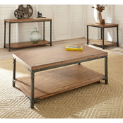 Steve Silver Lantana Collection Sofa Table