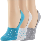 Columbia 3 pk. Dottie Liner Socks