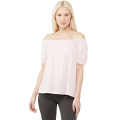 Michael Kors Shirred Top