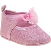 Laura Ashley Infant Girls Ankle Tie Shoes