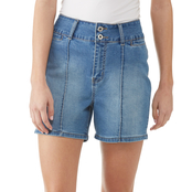 JW Two Button Denim Shorts