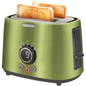 Sencor 2-Slot Toaster with Digital Button and Rack