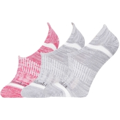 Columbia 3 pk. Space Dye Liner Socks