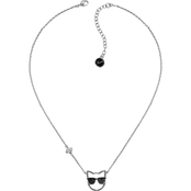 Karl Lagerfeld Goldtone Sunglasses Choupette Necklace