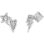 Karl Lagerfeld Mini Rocky Celestial Stud Earrings