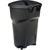 Rubbermaid 32 gal. Wheeled Trash Can