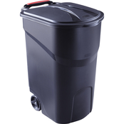 Rubbermaid 45 gal. Roughneck Wheeled Trash Can