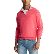 Polo Ralph Lauren Double Knit Mockneck Pullover