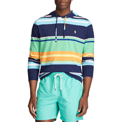 Polo Ralph Lauren Striped Jersey Hooded Tee