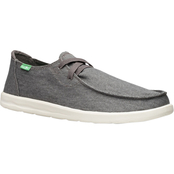 Sanuk Men's Shaka Canvas Sneakers