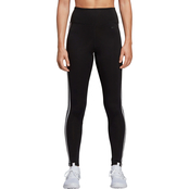 adidas Design 2 Move 3 Stripe Long Tights