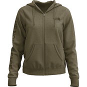 The North Face Lightweight Triblend Full Zip Hoodie