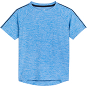 Buzz Cuts Boys Jersey Piping Tee