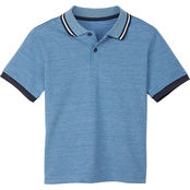 Buzz Cuts Boys Yoko Trim Polo Shirt