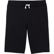 Buzz Cuts Boys French Terry Pull On Shorts