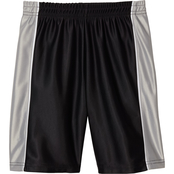 Buzz Cuts Boys Dazzle Contrast Color Side Panel Pull On Shorts