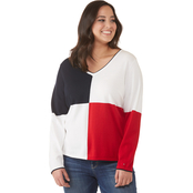 Tommy Hilfiger Colorblock Ivy Sweater