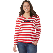 Tommy Hilfiger Striped Ivy Sweater