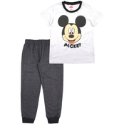 Disney Infant Boys 2 pc. Mickey Mouse French Terry Pants Set