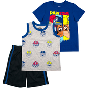 PAW Patrol Infant Boys 3 pc. Pawsome Shorts Set