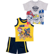 PAW Patrol Infant Boys 3 pc. Pawfect Shorts Set