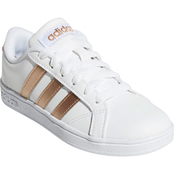 adidas Grade School Girls Baseline K Shoes