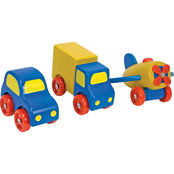 Melissa & Doug First Vehicle 3 pc. Set