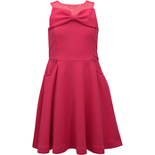 Bonnie Jean Girls Side Pocket Skater Dress