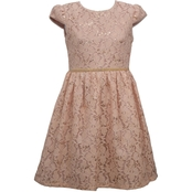 Bonnie Jean Girls Lace Dress