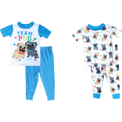 Disney Infant Boys Puppy Dog Pals 4 pc. Pajama Set