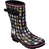 Bobs From Skechers Rain Check May Flowers Boots