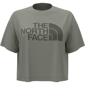 The North Face Half Dome Cropped Tee