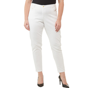 Michael Kors Plus Size Super Stretch High Waisted Denim Pant