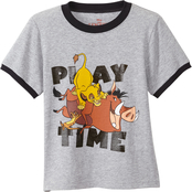 Disney Toddler Boys Lion King Ringer Tee