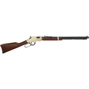 Henry Golden Boy 22 WMR 20.5 in. Barrel 12 Rnd Rifle Brass
