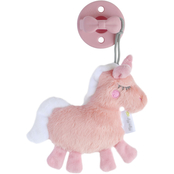 Itzy Ritzy Sweetie Pal Lovey and Sweetie Soother, Unicorn