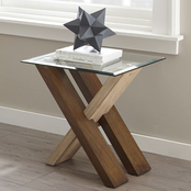 Steve Silver Tasha Occasional Collection End Table