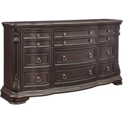Signature Design by Ashley Wellsbrook 9 Drawer Dresser