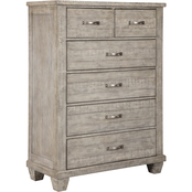 Signature Design by Ashley Naydell 5 Drawer Chest