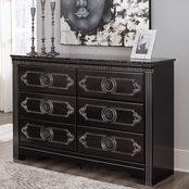 Signature Design by Ashley Banalski 6 Drawer Dresser