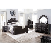 Signature Design by Ashley Banalski 5 pc. Panel Bed Set