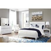Signature Design by Ashley Jallory 5 pc. Panel Bed Set