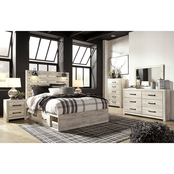 Signature Design by Ashley Cambeck 1 Side Storage 5 pc. Set