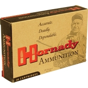 Hornady Custom .500 S&W 300 Gr. Flex Tip Hollow Point, 20 Rounds